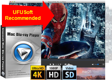 Mac Blu-ray Player features