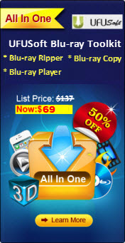 UFUSoft Blu-ray Toolkit