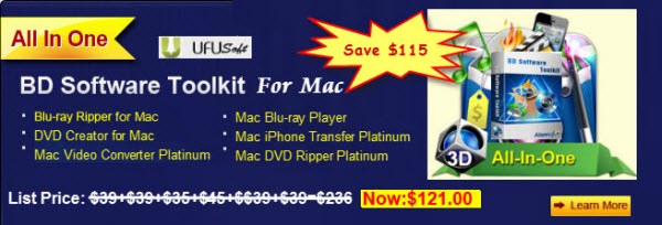 UFUSoft BD Software Toolkit for Mac