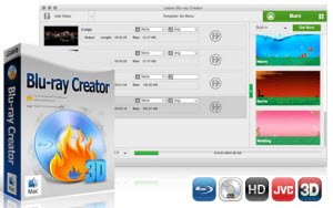 UFUSoft Blu-ray Creator for Mac