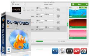 UFUSoft Blu-ray Creator for Mac-Best Blu-ray Burning