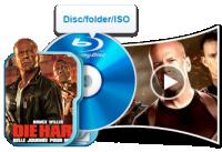 play Blu-ray