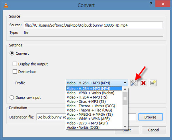 convert vlc video to mp4 online free