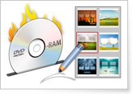 Create customiuzed DVD menu