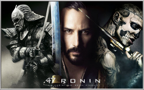 play 47 Ronin Blu-ray on Mac