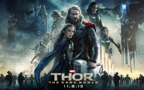 play Thor: The Dark World Blu-ray on Mac