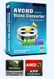 AVCHD Video Converter for Windows