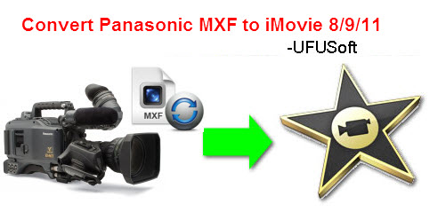 Mac MXF to iMovie Converter