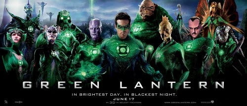 play Green Lantern Blu-ray on Mac