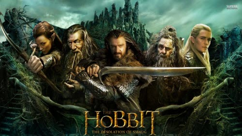 play The Hobbit: The Desolation of Smaug Blu-ray on Mac