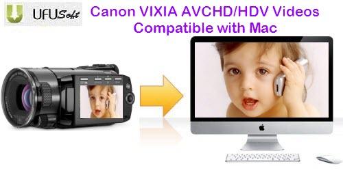Canon VIXIA AVCHD/HDV Converter for Mac