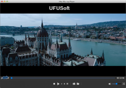 Control the Blu-ray ISO play on mac os x 10.9 Mavericks