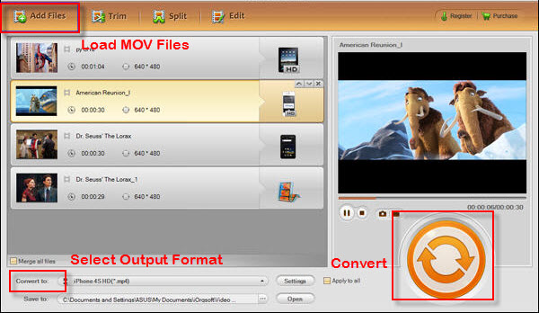 Canon EOS Video Converter for Mac