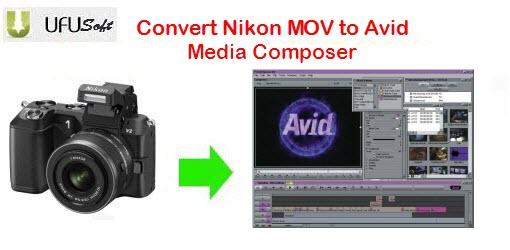 Nikon 1 J3 mov video converter