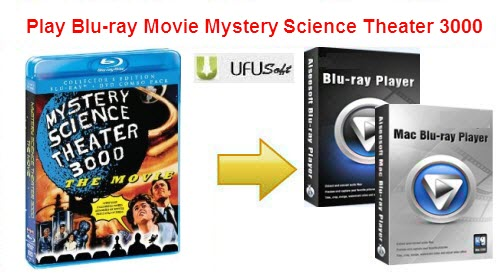 The Mystery Science Theater 3000 Blu-ray Player for Windows 8
