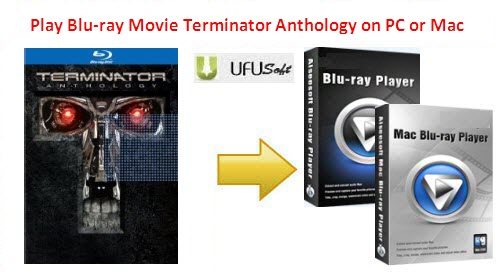 Terminator Anthology Blu-ray Player for Windows 8