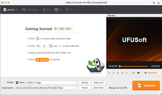 H.264 MP4 to After Effects Converter