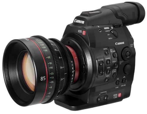 CANON C300 mxf Converter