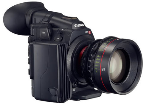 CANON C500 mxf Converter