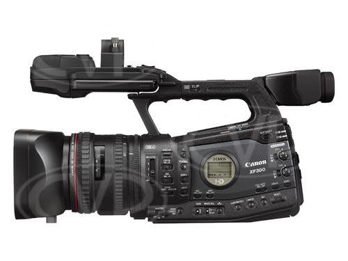 CANON XF300 mxf Converter