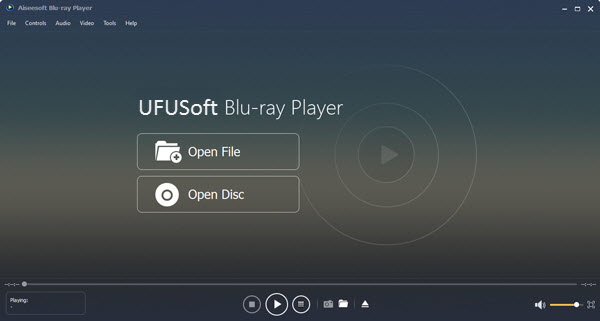 Blu-ray Player for Windows 8/7