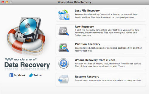 Mountain Lion data recovery