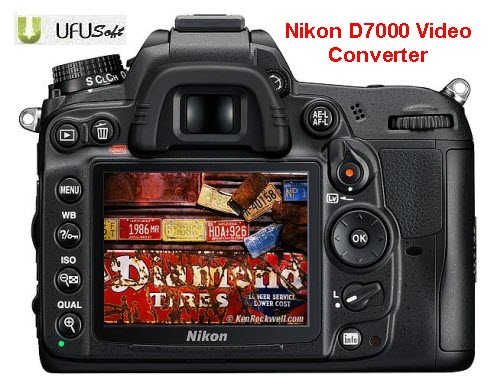 Nikon D7000 MOV Converter