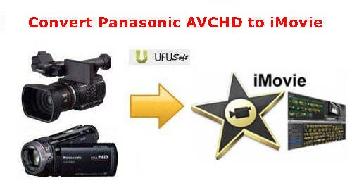 edit Panasonic HDC-SDT750K 2D 1080P MTS to H.264 MOV