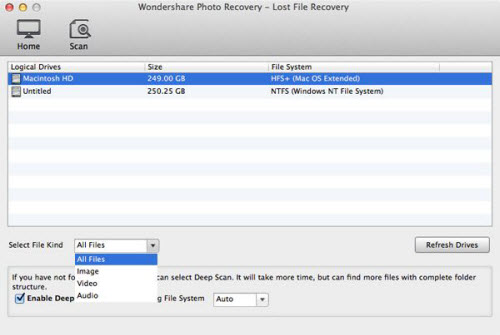 mac sd card recovery