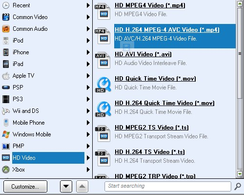 PPT/PPS/PPTX to Google/LG Nexus 4 video converter
