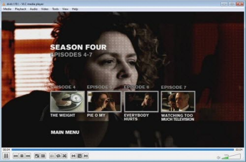 VLC play Blu Ray movies on Windows 8
