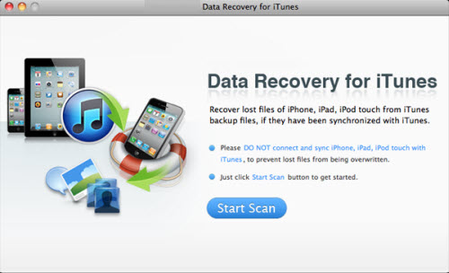 easy way to restore iPhone data on mac