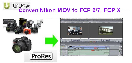 Nikon D600 MOV Video Converter for Mac