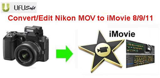 Nikon 1 J2 mov video converter