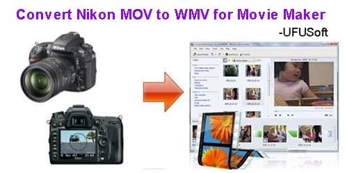 Nikon D5100 DSLR MOV Converter