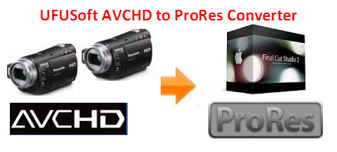 convert mts m2ts to apple prores