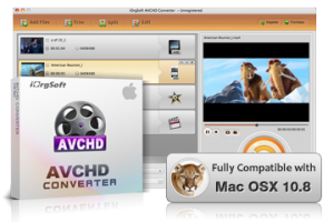 Best AVCHD Converter for Mac