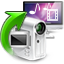 Convert camcorder video on Mac