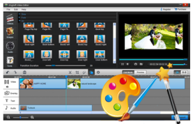 UFUSoft Video Editor for Windows 10/8/7, Best Video Editing