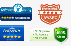 Awards for UFUSoft MXF Converter (for Mac)