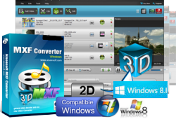 how to play mxf files on windows 7