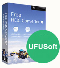 UFUSoft Free HEIC Converter for Windows or Mac