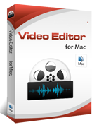 UFUSoft Video Editor for Mac