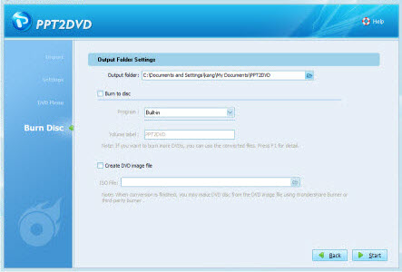 Create DVD menu Windows Vista